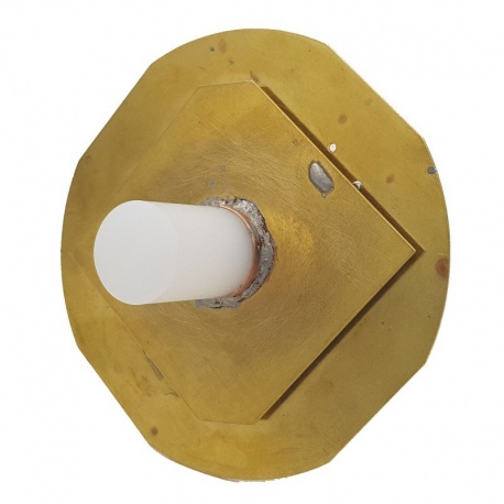 POTY dual band feed antenna 2.4 Ghz & 10 Ghz for QO100