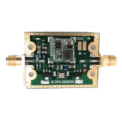 RF Amplifier 2400 MHz 100mW for QO-100 and Upconverter F1OPA