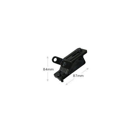 Rooftop railing mount bracket KLR for K9000 Diamond Antenna Mounting bracket DIAMOND-KLR-939