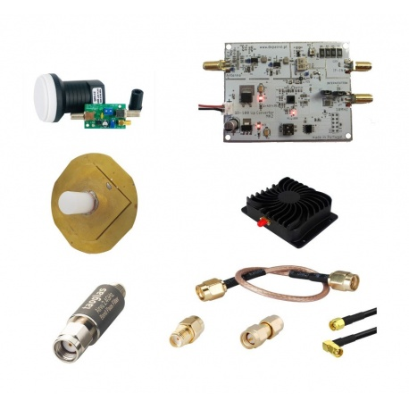 Kit QO-100 Transverter DXpatrol 2400 Mhz Passion Radio Satellite & QO-100 PACK-QO100-TX1-DXPATROL-880