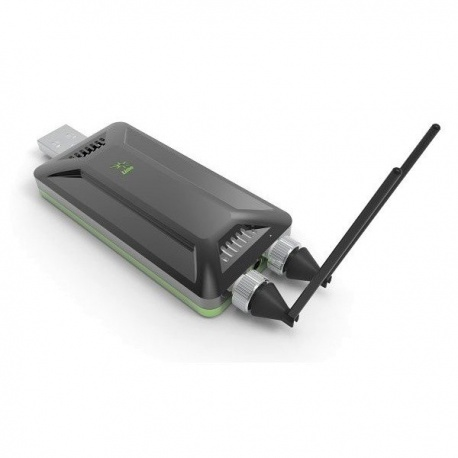 Pack LimeSDR mini + aluminum case + antennas Lime Microsystems SDR transceivers CROWD-LIME-MINI-PACK-952