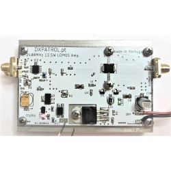 2400Mhz 12W amplifier for DXpatrol transverter