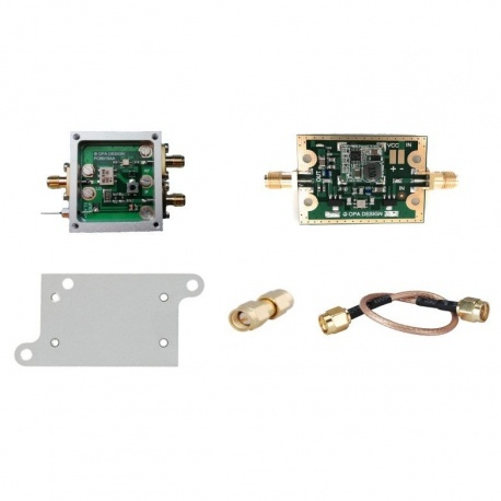 Kit QO100 UPconverter 144/432Mhz - 2.4Ghz 100mW F1OPA OPA Design Satellite & QO-100 PACK-QO100-TX4-F1OPA-949