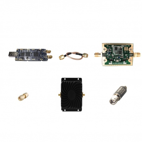 Pack QO100 TX SDR LimeSDR Mini 100mW - 3W Passion Radio Satellite & QO-100 PACK-QO100-TX5-LiMESDR-963
