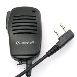 Wouxun hand microphone for Wouxun walkie-talkie and TYT Baofeng Icom Kenwood Wouxun Accessories HT WOUXUN-MICRO-SMO-001-998