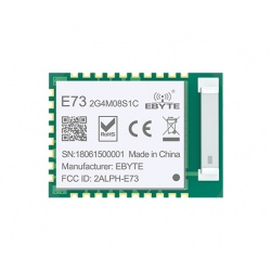 NRF52832 2.4Ghz EBYTE Bluetooth 5.0 PCB