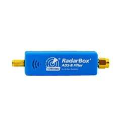 Bandpass filter 1090 Mhz ADS-B AirNav RadarBox
