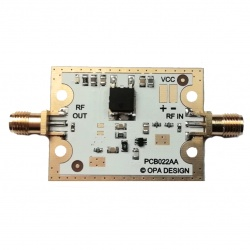 LNA preamplifier for HF SDR 500 kHz to 30 MHz from F1OPA