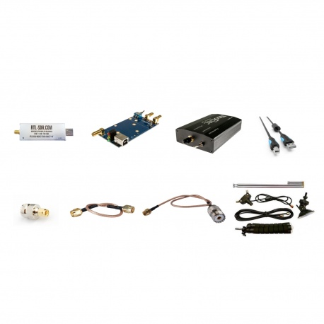 Deluxe Plus Passion Radio SDR Pack V4 with TCXO