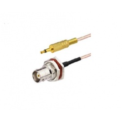 Pigtail mono-jack 3.5mm to UHF Female (SO-239)