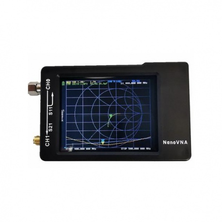 NanoVNA-H Vector Network Analyzer antenna VNA HF VHF UHF RF measuring devices NANOVNA-H-918
