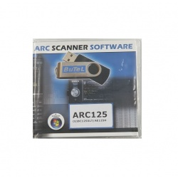 CD ARC125 Software for UNIDEN UBC125XLT Uniden Accessoiry UNIDEN-CD-ARC125-923
