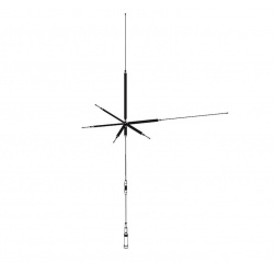 Comet UHV-9 Multiband HF VHF and UHF Mobile / Portable Antenna