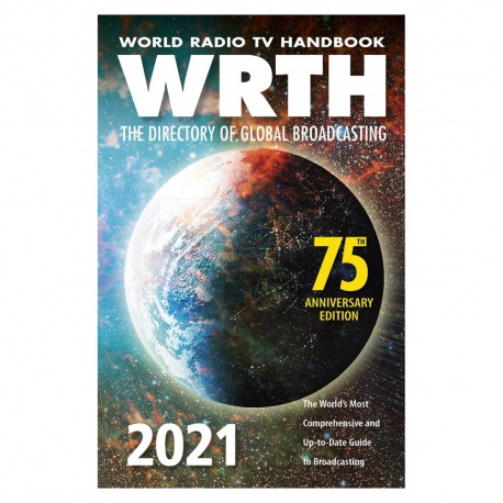 WRTH 2021 - World Radio TV Handbook 75th edition