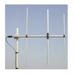 Yagi Sirio WY140-3N VHF antenna 3 elements 7 dBi