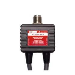 Duplexer 1.6-150 Mhz & 400-470MHz with cable