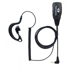 Micro headset for Motorola PMR T62 / T82