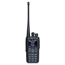 Anytone DMR AT-D878UVII PLUS 144-430Mhz GPS VFO Bluetooth