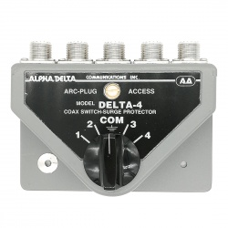 4 position antenna switch SO-239 DELTA 4B PL