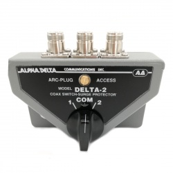2 position antenna switch with N female ALPHA DELTA 2B-N