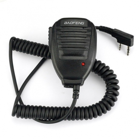 Micro main talkie-walkie Baofeng UV5R et BF888S