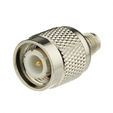 TNC Male to SMA Female connector adapter