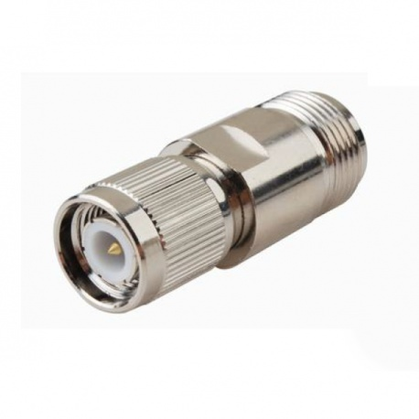 TNC Male to N Female connector adapter