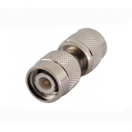 TNC Male to TNC Male connector adapter