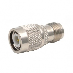 TNC Male to TNC Female connector adapter