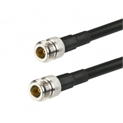 Coaxial extension KSR-400 N Female to N Female (equivalent LMR-400)
