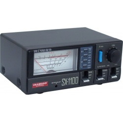 SWR-Power meter HF VHF UHF 900 1300 Mhz Diamond Antenna SWR-Power meter DIAMOND-SX1100-117