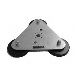 Strong 3-point Magnet Antenna Base Diamond K-3000 Diamond Antenna Mounting bracket DIAMOND-K3000-147