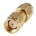RF adapter RP-SMA male (reverse) to SMA male