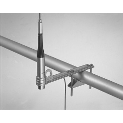 Balcony railing bracket for antenna Diamond BK11