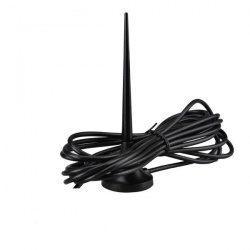 Magnetic GSM 3G UMTS antenna 3.15dBi Passion Radio GSM ANT-GSM-MAG-9CM-277