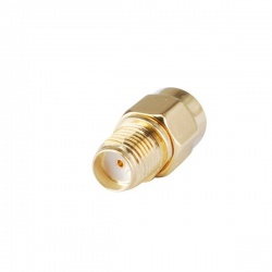 Adapter RP-SMA male to SMA female