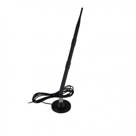 GSM Magnetic antenna 700-2600Mhz 9dBi Passion Radio Wide-band ANT-GSM-39CM-314