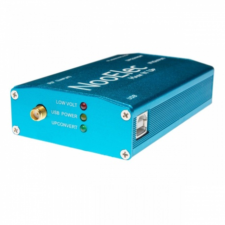 Aluminium case for Nooelec Ham It Up HF converter Nooelec SDR accessory NOO-100672-BOITIER-BLEU13-3153
