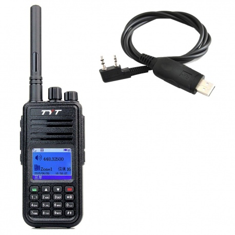 DMR & FM Handheld TYT MD-380 VHF / UHF TYT DMR equipment TYT-MD380-UHF-3218